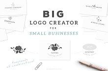 Big Logo Creator for Small Business