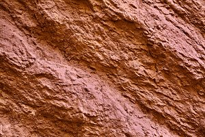 Brown layered sandstone background