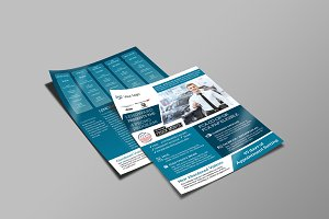 Lendward Flyer Design