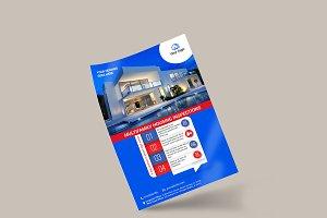 Multifamily Housing Flyer Design
