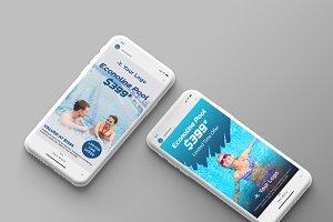 Econoline Pool Instagram Banner