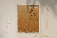 Art Gallery Catalog by  in Brochures