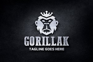 Gorilla Power Logo
