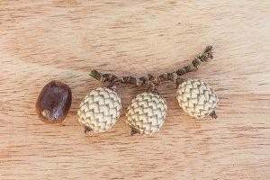Rattan fruit