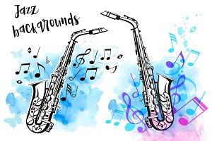 Jazz Music Backgrounds