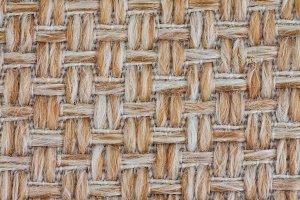 Close up sackcloth texture