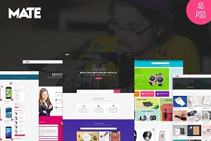 MATE | Multipurpose Material PSD