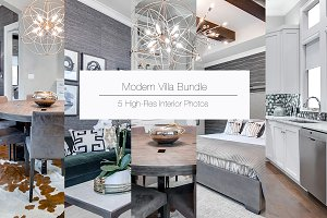 Modern Villa Bundle