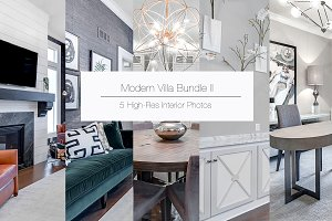 Modern Villa Bundle II