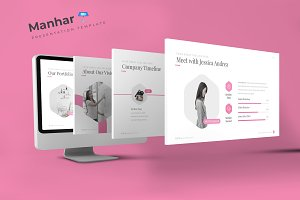 Manhar - Keynote Template
