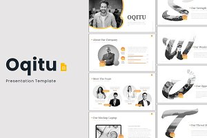 Oqitu - Google Slides Template