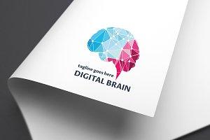 Digital Brain Pro Logo