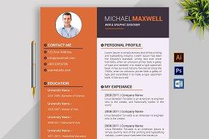 Resume - CV Design Templates