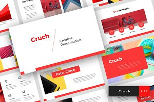 Cruch - PowerPoint Template