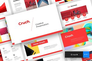 Cruch - Keynote Template