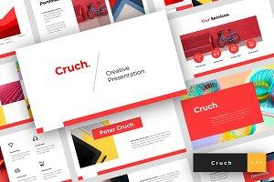 Cruch - Google Slides Template