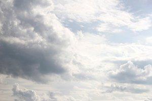 SKY CLOUDS 1