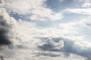 SKY CLOUDS 2