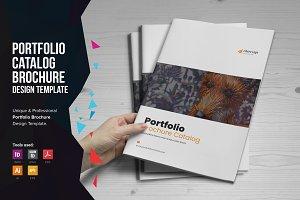 Portfolio Brochure Design v1