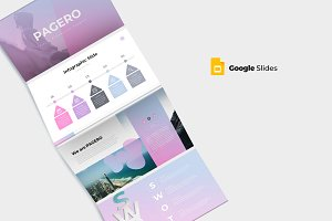 Pagero - Google Slide Template