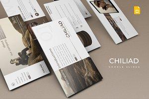 Chiliad - Google Slide Template