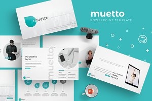 Muetto - Powerpoint Template