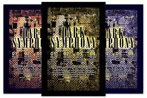 Dark Symphony Flyer