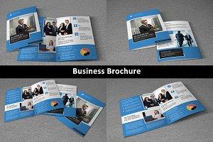 Corporate brochure bi-fold-V147