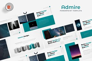 Admire - Powerpoint Template