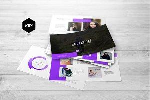 Barang - Keynote Template