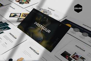Pasteuur - Google Slides Template