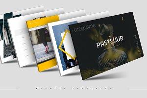 Pasteuur - Keynote Template