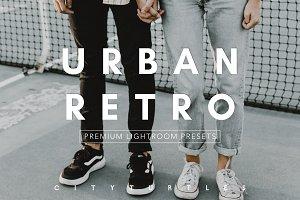URBAN RETRO Moody Editorial Presets