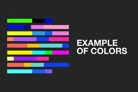 20 Modern Color Swatches 2019 Trends in Photoshop Color Palettes - product preview 2