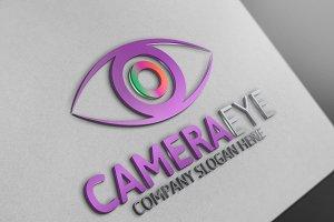 Camera Eye Logo