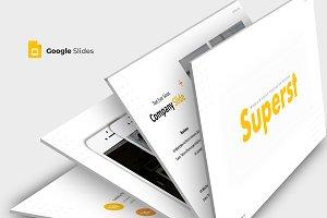 Superst - Google Slides Template