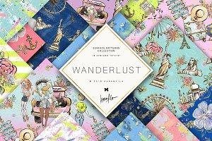 Wanderlust Patterns