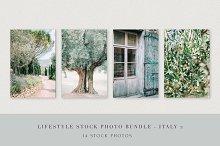 Lifestyle stock photos - Italy 2