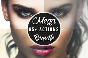 The Mega Pro Actions Bundle