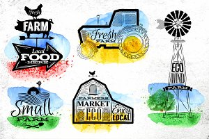 Farm Graphics