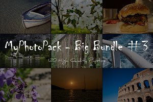 MyPhotoPack - Big Bundle #3