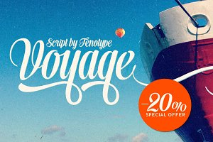 Voyage Summer Sale $40 (-$10 off)
