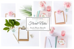 Floral Notes - Styled Stock Bundle