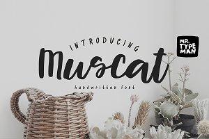 Muscat Handwritten Script