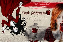 Dark fairytales by  in Illustrations