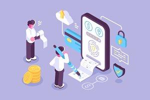 Bills online payment