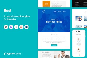 Best Email Template