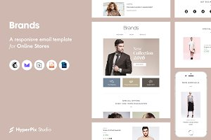 Brands Email Template