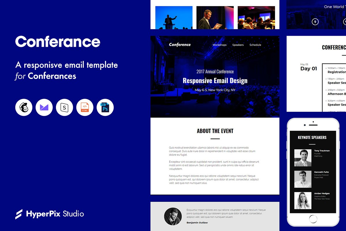Conference Email Template