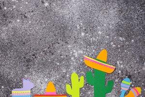 Cinco de mayo, Mexican fiesta day